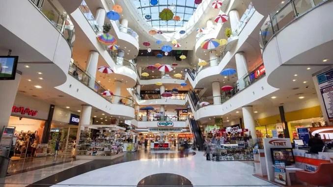 Обявление за процедурите и принципите, които трябва да се следват в търговските центрове