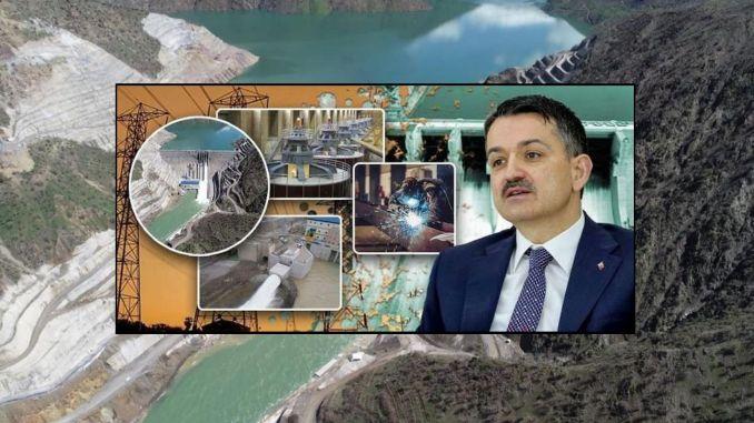 největší přehrada v Evropě zahájila výrobu energie