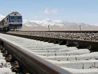 baku tbilisi kars spoorweg