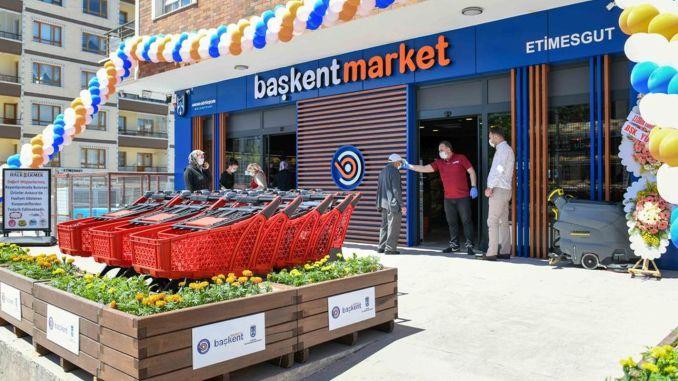 Baskent Markt eröffnet