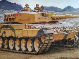 bmc Leoparden einen Panzer zu modernisieren