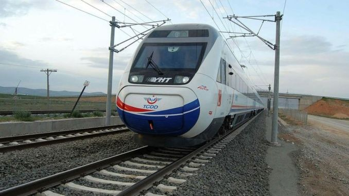 bursa osmaneli high standard railway