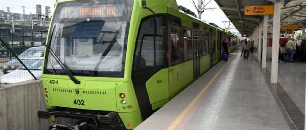 bursa sehir hastanesi metro hatti ile ilgili protokol yapildi