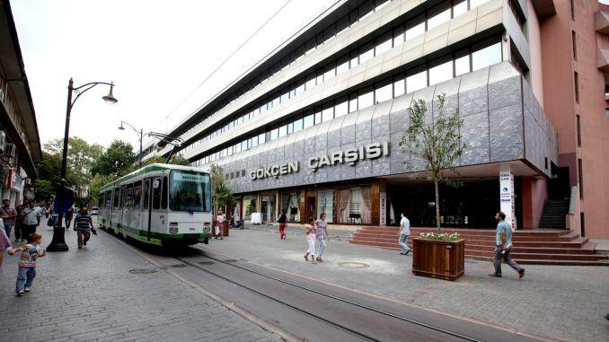 cumhuriyet caddesi nostaljik tramvayina turizm ve carsi gorevi