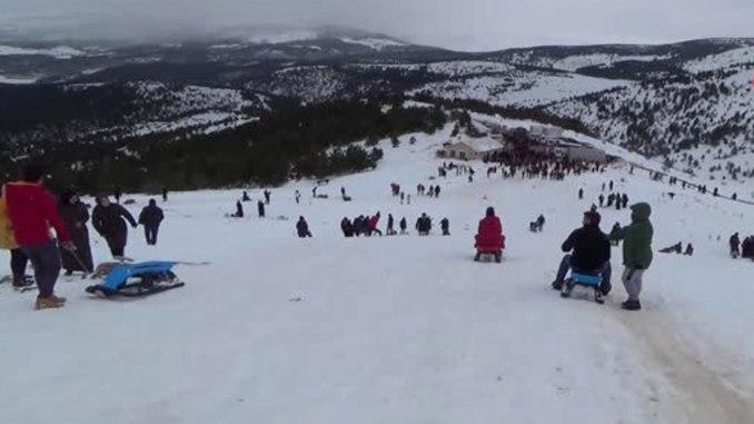 derbent ski resort