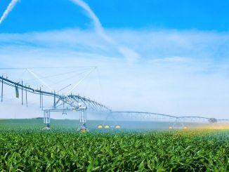 ठंढी विशाल परियोजनाओं से एक हजार भूमि तक एक स्पर्श का उपयोग होता है जिससे सिंचाई की जा सकती है