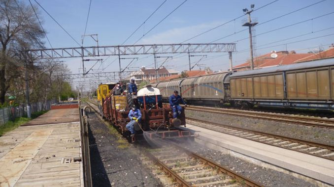 Θα δοθεί προσοχή μεταξύ των σιδηροδρομικών σταθμών Sivas Kayseri.