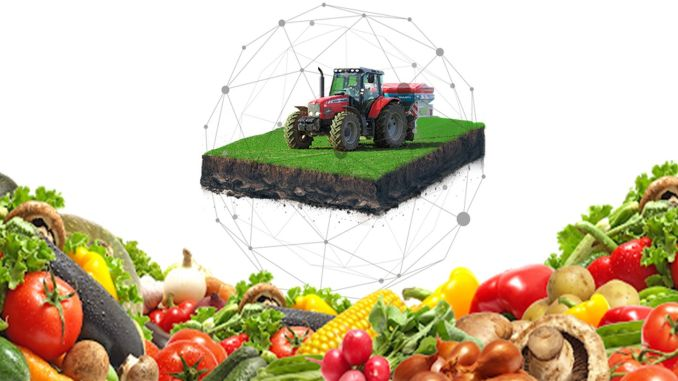 What is the book about the digital agriculture market
