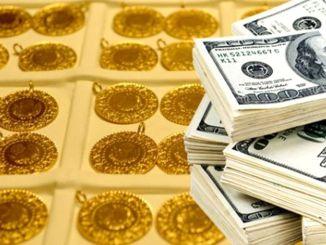 في المعاملات بالعملة الأجنبية والذهب ، سيتم خصم معدل الضريبة من ألف دولار وسوف يدفع الدولار الضريبة.