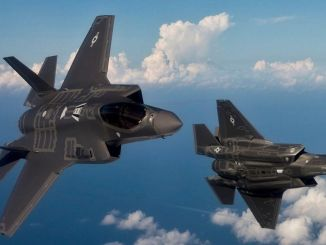 Was für ein Flug ist die F-35