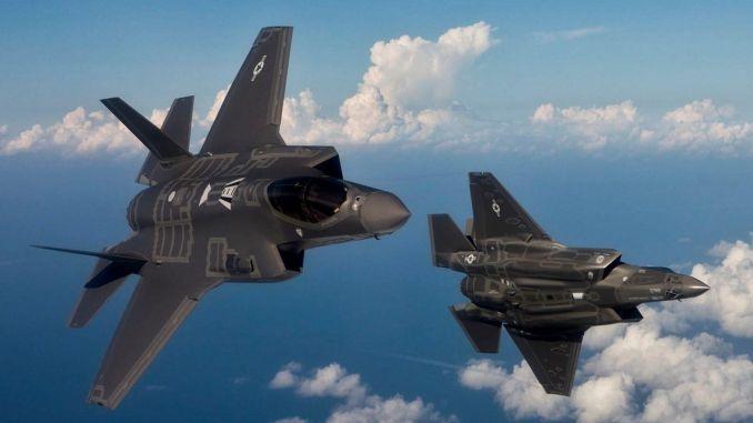 Kakav je to let f-35