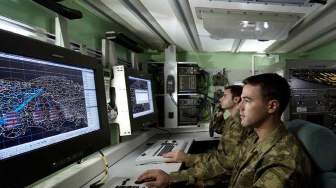 defensa aérea avisos precoz e control do mando