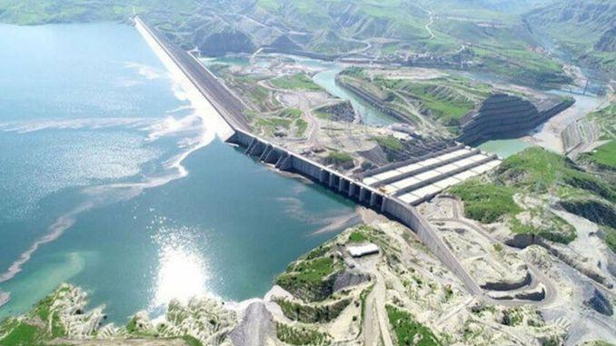 ilisu dam will contribute annually to the economy