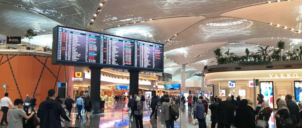 istanbul havalimani terminali dunyanin en buyuk leed altin sertifikali binasi oldu