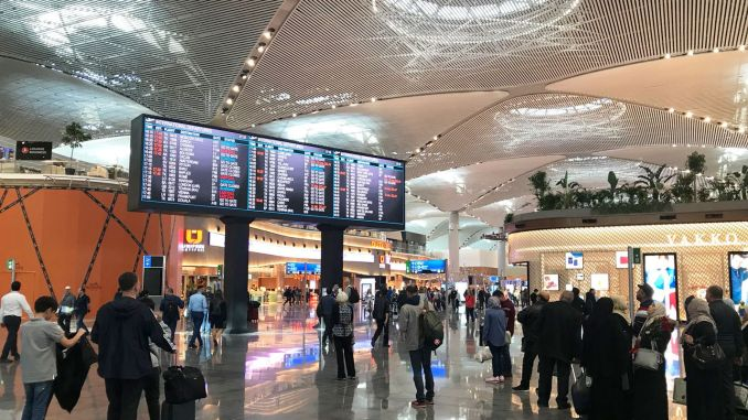 istanbul airport terminal is the biggest leed gold certified building in the world
