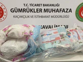 A thousand medical masks were seized in Istanbul