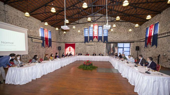 İzmir Tourism Hygiene Board was established.