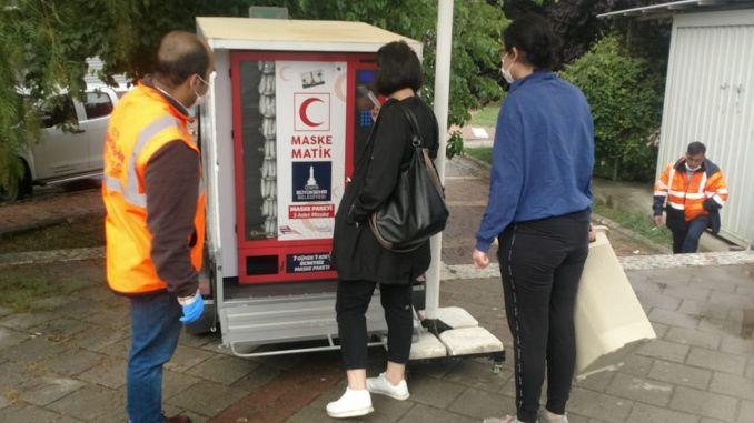 Mobile mascematic application in Izmir, cigli and gaziemir
