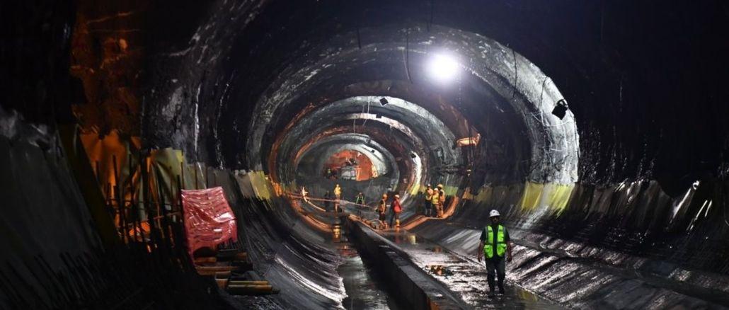 miljoen krediet vir die metro Narlidere-metro in Izmir