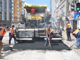 Hạn chế trên đường phố ở Kayseri đã đóng băng cơ hội