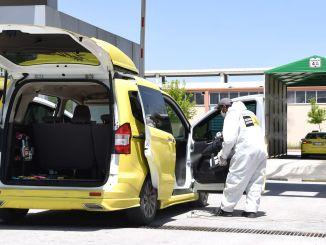 хадамоти безараргардонӣ барои таксиҳои тиҷоратӣ ва микроавтобусҳо дар коня
