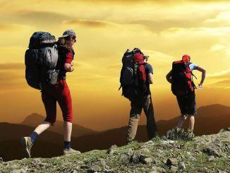 camper caravan nature sports after the corona will peak