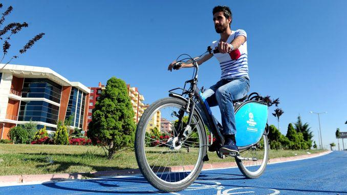 koronavirusten korunmak icin en ideal ulasim araci bisiklet