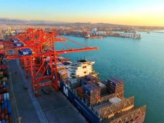 Id take the foreign trade of the port sector turkiyenin