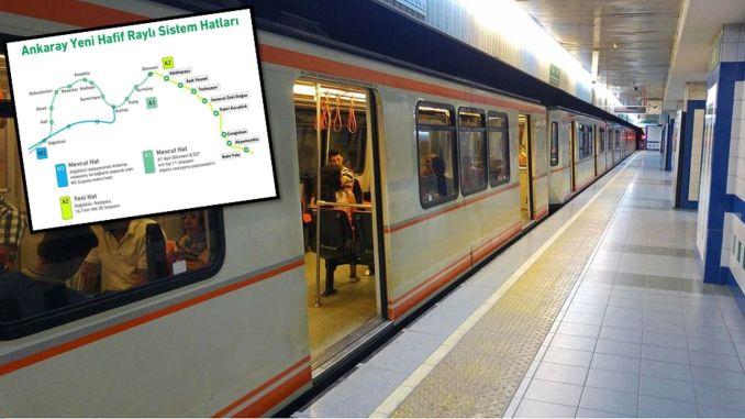mapa e estacións de metro de mamak