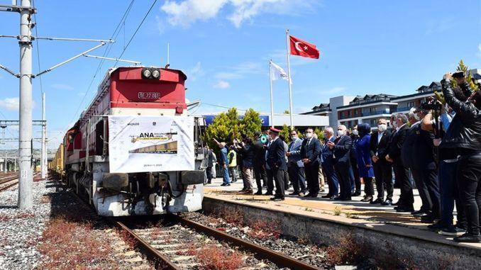 Воз који је пролазио мармерајом стигао је до Текирдага
