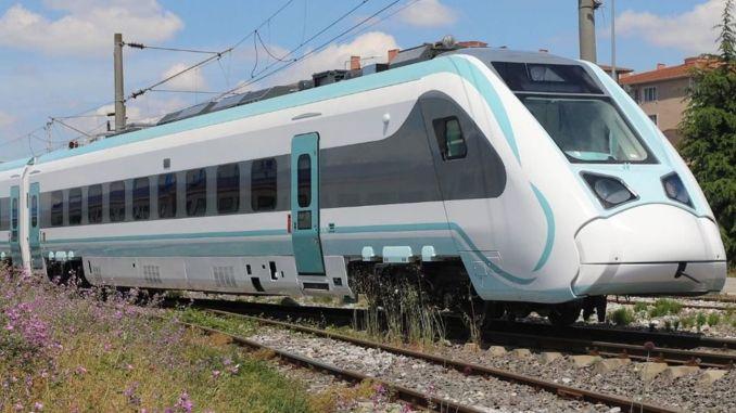 otkazan je nacionalni moment električnog voza na traci