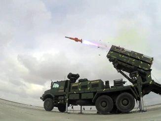 hệ thống tên lửa phòng không quốc gia quá trình sản xuất nối tiếp