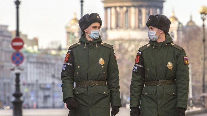 Coronavirus alarm in the Russian army