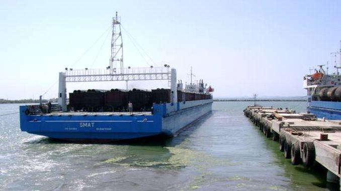 samsun kavkaz railway ferry line officially put into service video photo gallery