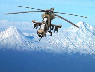 t iwwerfalen Helikopter