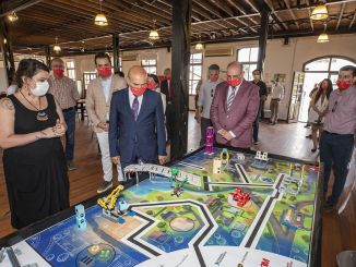 historical Havagazi factory becomes youth campus