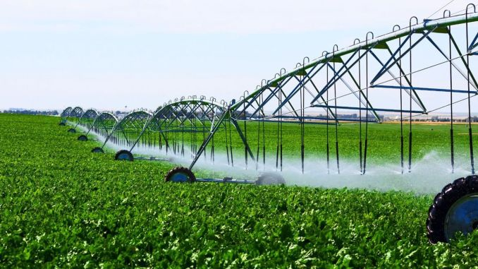 tigem ceylanpinar irrigation project is being implemented tomorrow