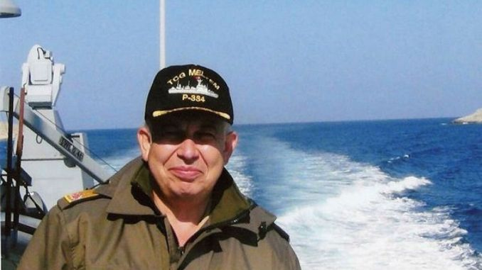 The Resignation Of The Admiral Cihat Yaycı Has Been Accepted