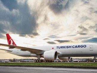 turkish cargo starts flights from izmir