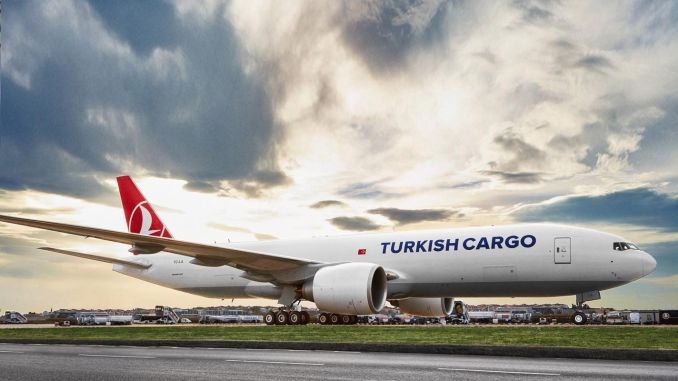 turkish cargo starts flights from izmir