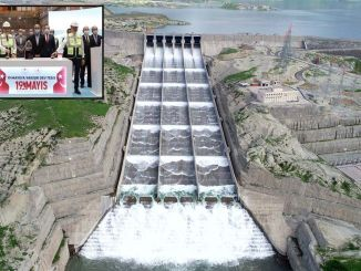 turkiyenin-year dream of the Ilisu Dam into service