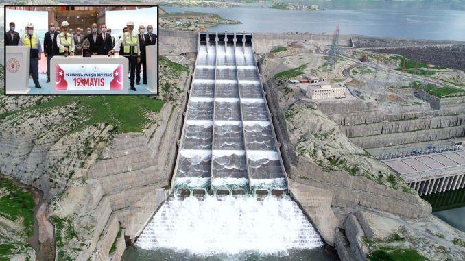 mimpi turkiyenin-tahun Dam Ilisu menjadi layanan