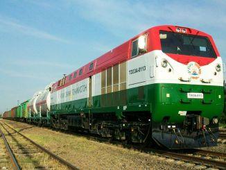 Railway cooperation between Turkmenistan, Uzbekistan and Iran