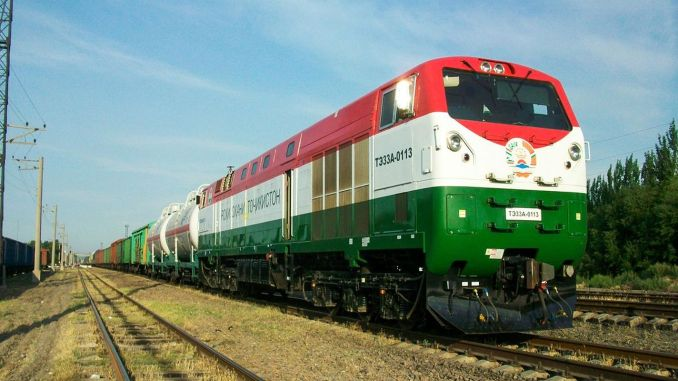 Railway cooperation between Turkmenistan, Uzbekistan and Iran