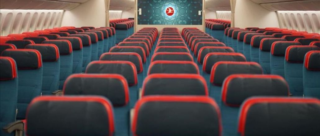 How will the new seating arrangement be on the aircrafts