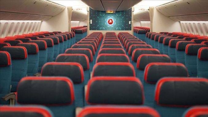 Яким буде нове розташування сидінь на літальних апаратах