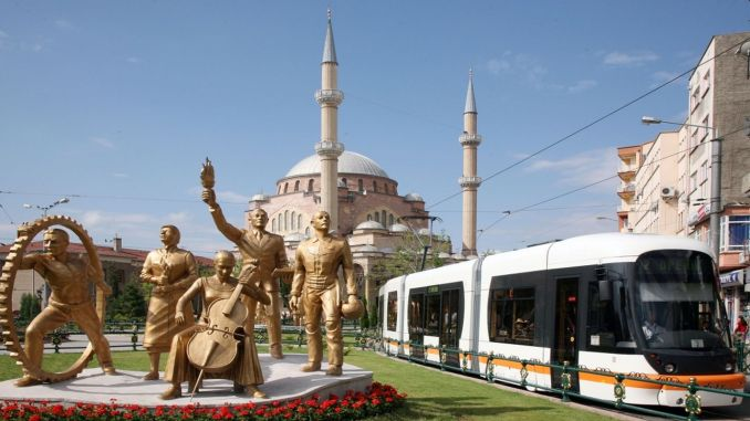 Public transportation to students who will take exams in Eskisehir is free