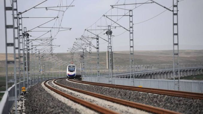 Revolutionary works will be carried out on the railway within the year