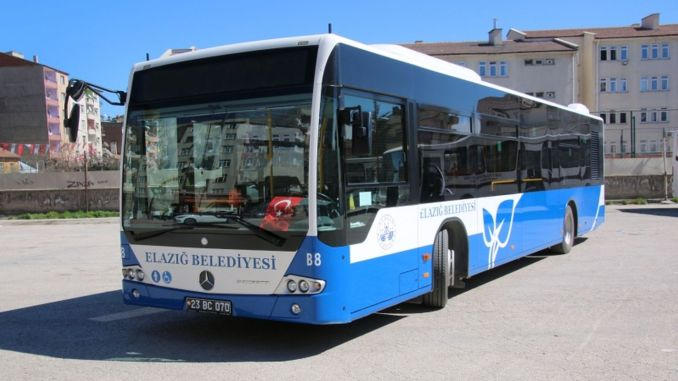 Public Transportation Free for Students to Take LGS Exam in Elazig