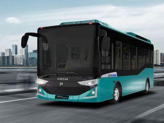 Oferta de Karsan por licitación de autobús Eshotun